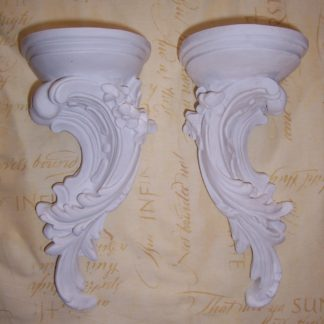 Plaster Corbels, Brackets & Shelves